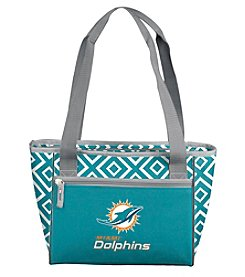 Logo Chair NFL® Miami Dolphins 16-Can Cooler Tote