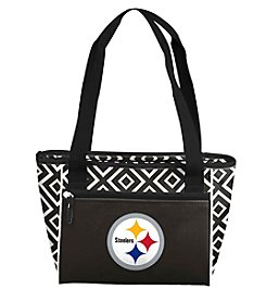 Logo Chair NFL® Pittsburgh Steelers 16-Can Cooler Tote