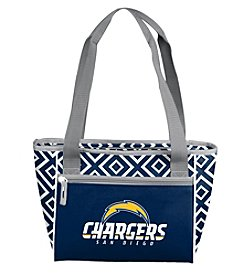 Logo Chair NFL® San Diego Chargers 16-Can Cooler Tote