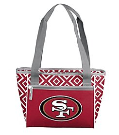 Logo Chair NFL® San Francisco 49ers 16-Can Cooler Tote