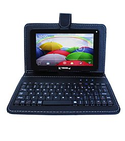 Linsay 7'' 1024x600HD QUADCORE 8GB Dual Camera with Keyboard Case