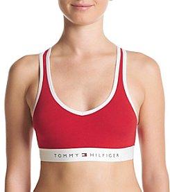 Tommy Hilfiger® Cotton Lounge Bralette