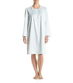 Miss Elaine® Satin Nightgown