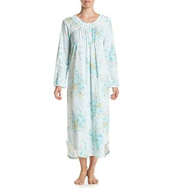 Miss Elaine® Cottonessa Long Nightgown
