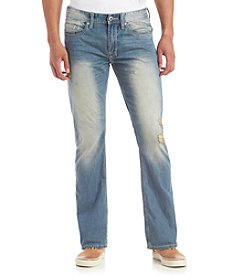 Buffalo by David Bitton Men's King-X Bootcut Jeans