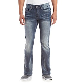 Buffalo by David Bitton Men's Driven-X Straight Fit Jeans