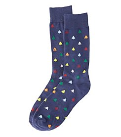 Kenneth Roberts® Holiday Trees Socks