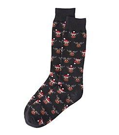 Kenneth Roberts® Reindeer Socks