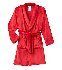 Komar Kids Boys' Fleece Robe