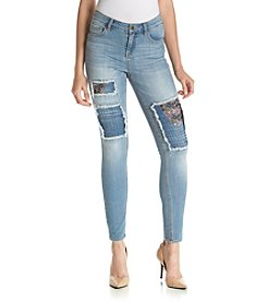 Hippie Laundry Destructed Skinny Jeans