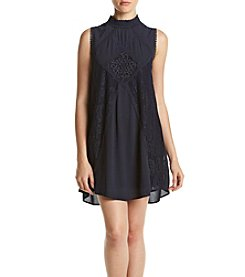 Skylar & Jade™ Sleeveless Lace Trim Dress