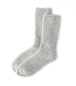 Relativity® Marled Slipper Socks