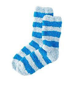Relativity® Rugby Slipper Socks