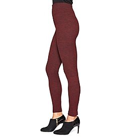 Relativity® Rib Space Dyed Leggings