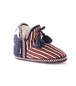 MUK LUKS Stars & Stripes Slipper