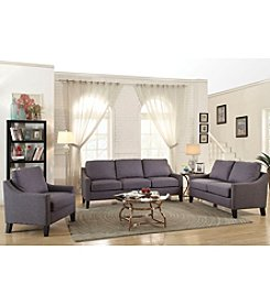 Acme Grey Zapata Jr. Living Room Collection