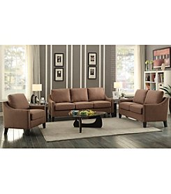 Acme Brown Zapata Jr. Living Room Collection