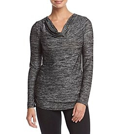 Marc New York Performance Cowl Neck Tunic Top