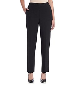 Alfred Dunner® Wrap It Up Pull On Pants
