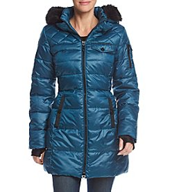 HFX Halifax Shiny Puffer Down Jacket
