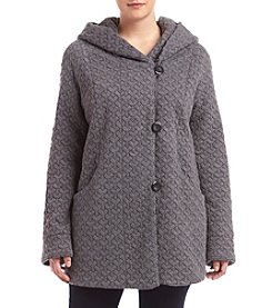 Giacca® Plus Size Cozy Fleece Jacket