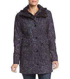 GUESS Hooded Softshell Coat
