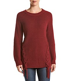 Fever™ Side Tie Sweater