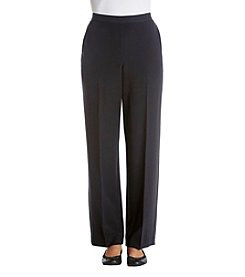 Alfred Dunner® Petites' Wrap It Up Proportioned Short Pants