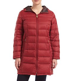 MICHAEL Michael Kors® Plus Size Packable Down Jacket