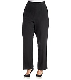 Studio Works® Plus Size Pattern Pull On Pants