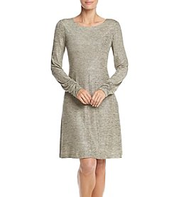 Jessica Howard® Ruche Sleeve Dress