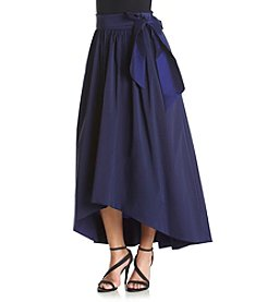 Eliza J® Bow Hi Low Ballgown Skirt