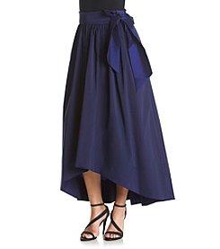 Eliza J® Bow Hi Low Ballgown Skirt