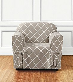 Sure Fit® Lattice Furniture Cover