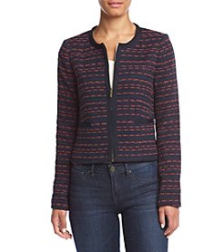 Tommy Hilfiger® Boucle Zip Jacket