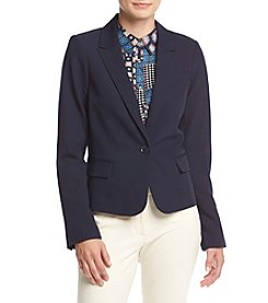 Tommy Hilfiger® One Button Blazer