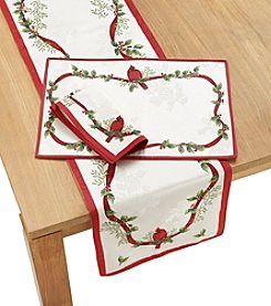 Lenox® Winter Greetings Table Linens