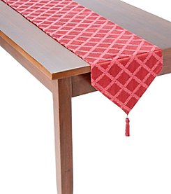 Lenox® Winter Laurel Leaf Table Runner