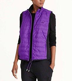 Lauren Ralph Lauren® Quilted Jersey Vest