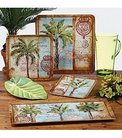 Certified International by Tre Sorelle Studios Antique Palms Dinnerware Collection