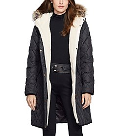 Lauren Ralph Lauren® Diamond Quilted Down Jacket