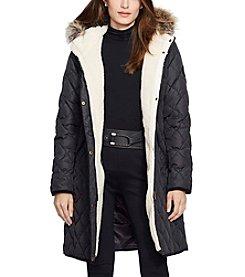 Lauren Ralph Lauren® Diamond Quilted Down Jacket