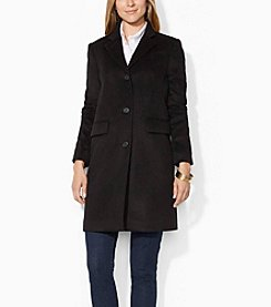 Lauren Ralph Lauren® Chest Pocket Reefer Coat