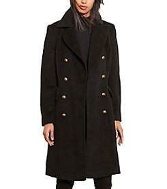Lauren Ralph Lauren® Skirted Military Coat