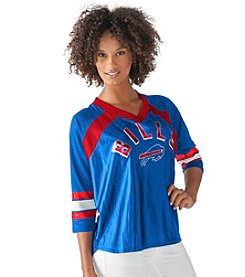 G III NFL® Buffalo Bills Women's Blitz Jersey Tee
