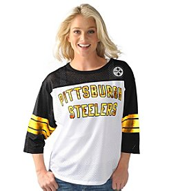 G III NFL® Pittsburgh Steelers Women's All Pro Tee