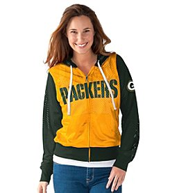 G III NFL® Green Bay Packers Women's Walk Off Hoodie