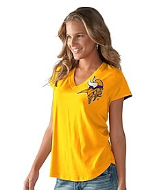 G III NFL® Minnesota Vikings Women's First Down Tee