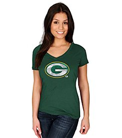 Majestic NFL® Green Bay Packers Women's Defiant Victory Tee
