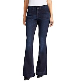 William Rast® Flawless Dark Sanctuary Wash Flare Jeans